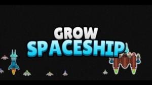 Crescer Nave Espacial - Batalha Galáxia + MOD