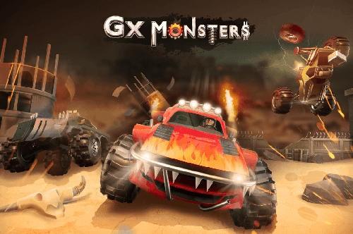 GX Monstros + MOD