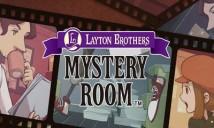 LAYTON BROTHERS MYSTERY ROOM + MOD