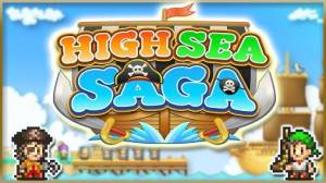 Haute mer Saga + MOD