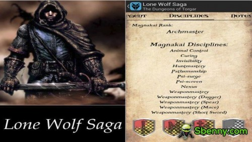 Saga do Lobo Solitário + MOD