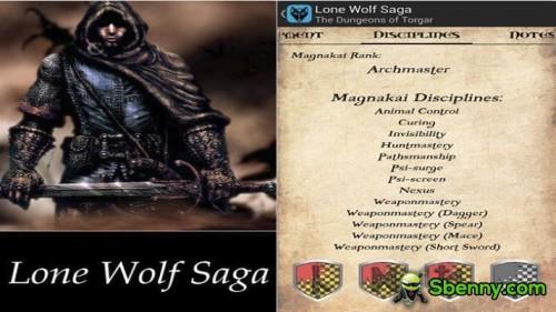 Einsamer Wolf Saga + MOD