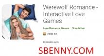 Оборотень Романтика - Интерактивные Любовные Игры + MOD