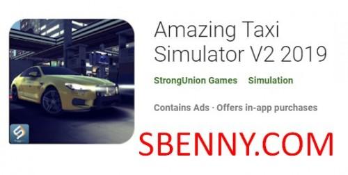 Incredibile Taxi Simulator V2 2019