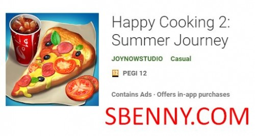 Happy Cooking 2: Summer Journey + MOD