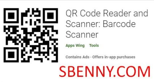 QR-Code-Leser und -Scanner: Barcode-Scanner + MOD