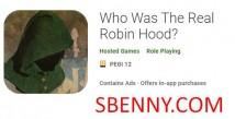 Chi era il vero Robin Hood? + MOD