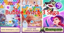 Burbuja Witch Saga 3 + MOD