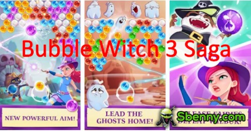 Bubble Witch 3 Saga + MOD