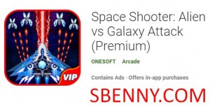 Weltraum-Shooter: Alien vs Galaxy Attack (Premium)