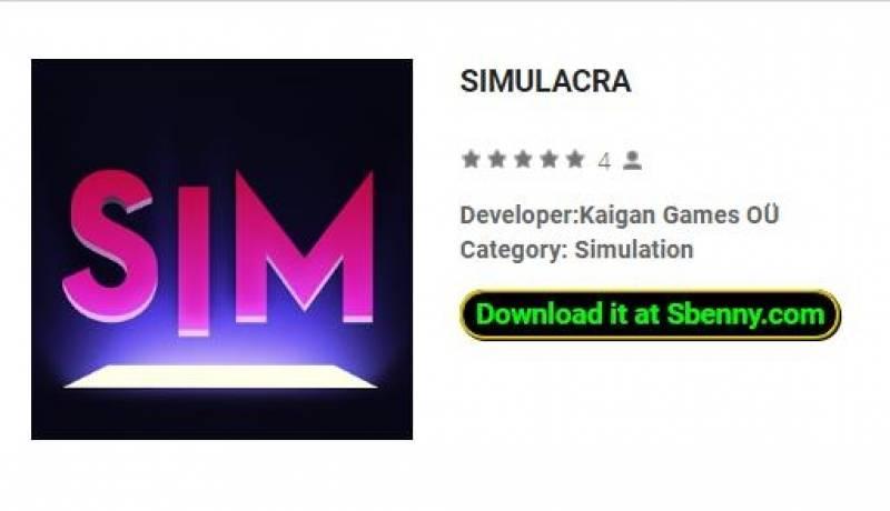 SIMULACRA + MOD