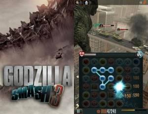 Godzilla - Smash3 + MOD