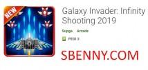 Galaxy Invader: Disparo infinito 2019 + MOD