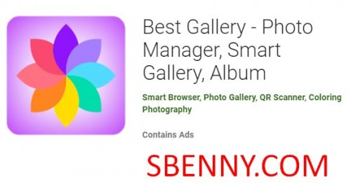 Aħjar Gallerija - Photo Manager, Smart Gallery, Album + MOD
