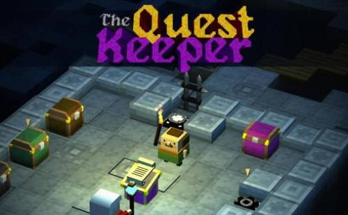 The Quest Keeper + MOD