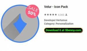 Velur - Icon Pack