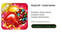 KingCraft - Candy Garden + MOD