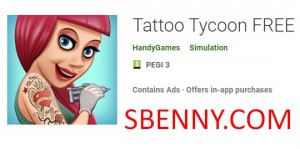 Tattoo Tycoon FREE + MOD