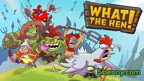 Что курица: войдите в драконы! + MOD