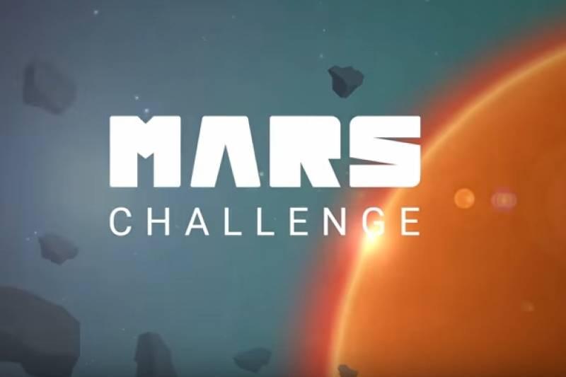 Mars Herausforderung + MOD