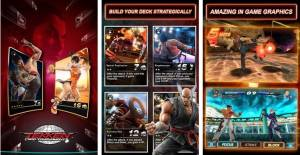Tekken tal-Karta Tekken (CCG) + MOD