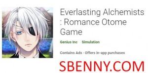 Alquimistas eternos: Romance Otome Game + MOD
