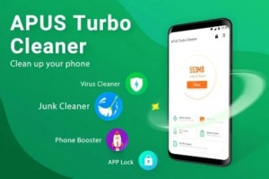 APUS Turbo Cleaner 2019 - Nettoyeur d'ordres, Anti-Virus + MOD