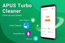 APUS Turbo Cleaner 2019 - Nettoyeur d'ordres, Anti-Virus + MOD