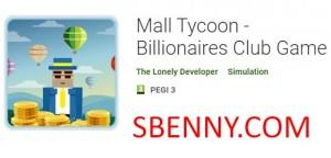 Mall Tycoon - Billionaires Club-Spiel