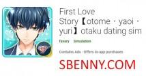 Erste Liebesgeschichte otome yaoi yuri otaku dating sim + MOD