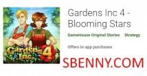 Gardens Inc 4 - Blooming Estrelas + MOD