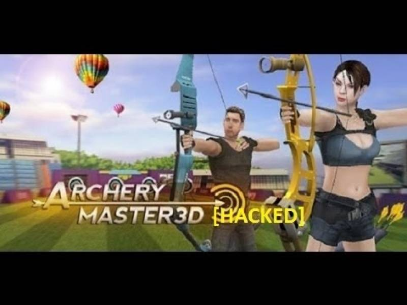 Archery Mestre 3D + MOD