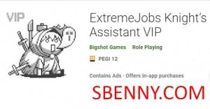 VIP-Assistent von ExtremeJobs Knight