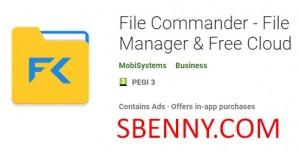 Commander File - File File & Cloud Free + MOD