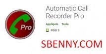 Enregistreur d'appel automatique Pro + MOD