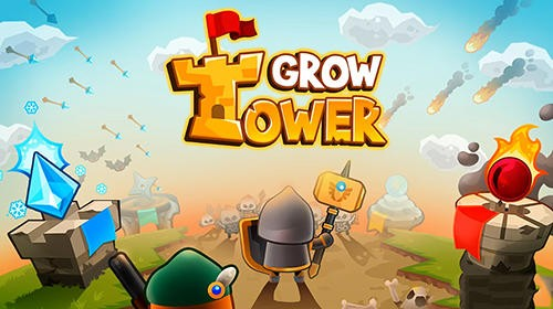 Grow Tower: Castle Defender TD + MOD