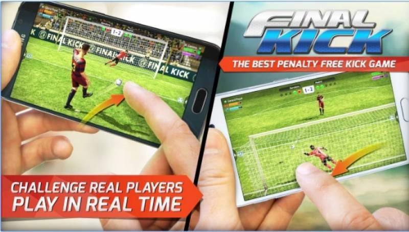 kick Finali: Online futbol + MOD