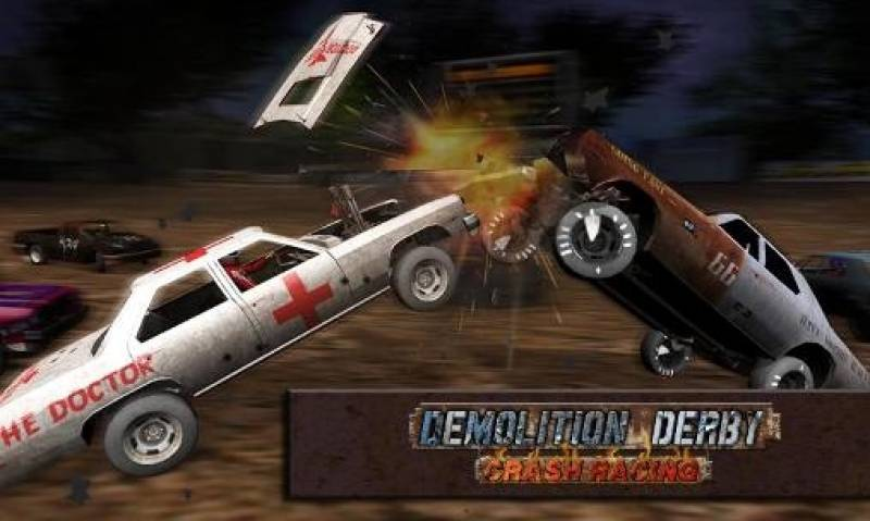 Demolition Derby: Crash Racing + MOD