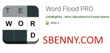 Word Flood PRO