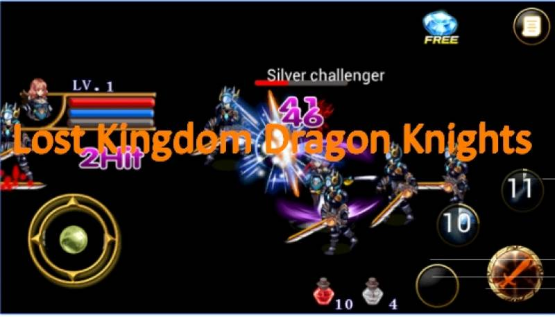 Lost Kingdom drago Cavalieri + MOD