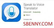 Parla con Voice Translator + MOD