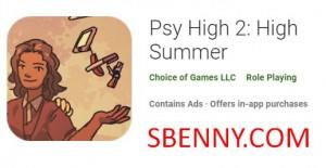 Psy High 2: High Summer + MOD