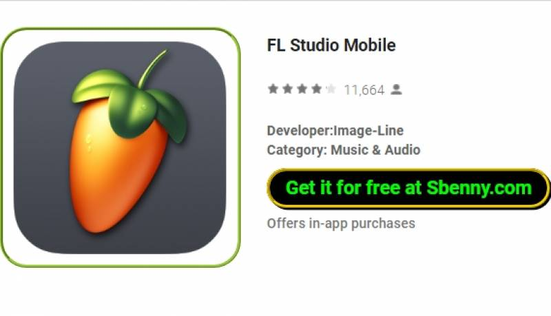 FL Studio Mobile-