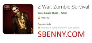 Z Krieg: Zombie Survival + MOD