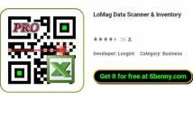 LoMag Data Scanner & amp; Inventario