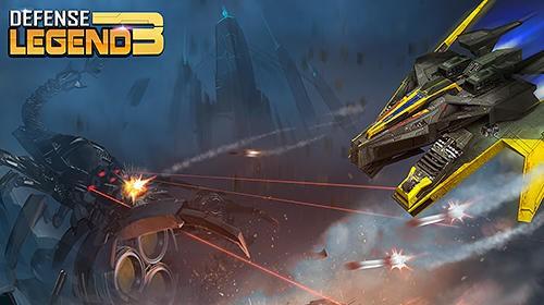 Defensa Legend 3: Future War + MOD