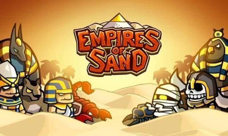 Empires песка TD + MOD