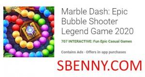 Marble Dash: Episches Bubble Shooter Legend Game 2020 + MOD