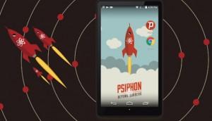 Psiphon Pro - интернет-доступ к сети Freedom VPN + MOD