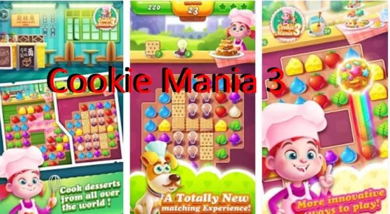 Cookie Mania 3 + MOD
